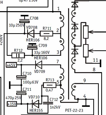 Оникс 54тц12-15 схема