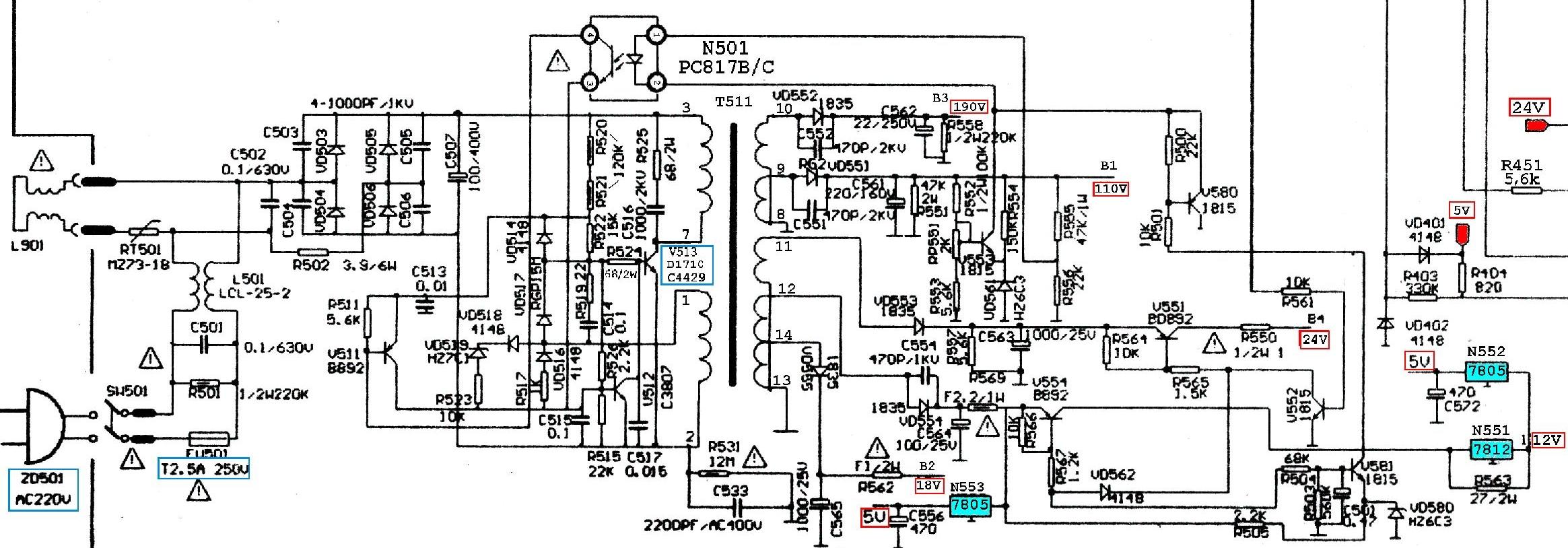 Схема jinlipu cd3728q