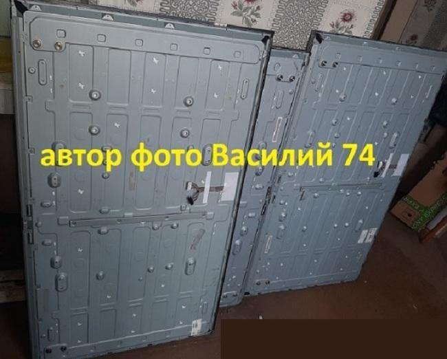 LC500DUH-PGF2 ПОДСВЕТКА В СБОРЕ