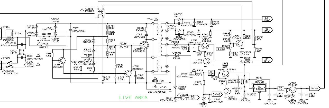 Телевизор Polar Инструкция