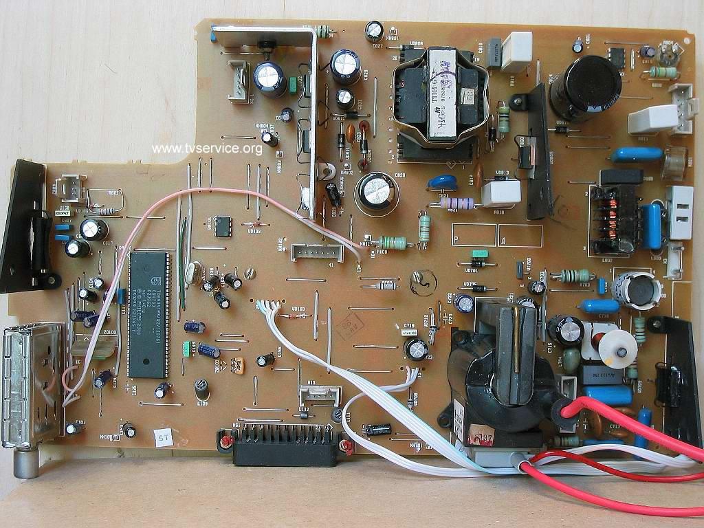 Схема генератор на 2ггц