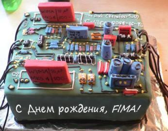 FIMA, с Днем Рождения!