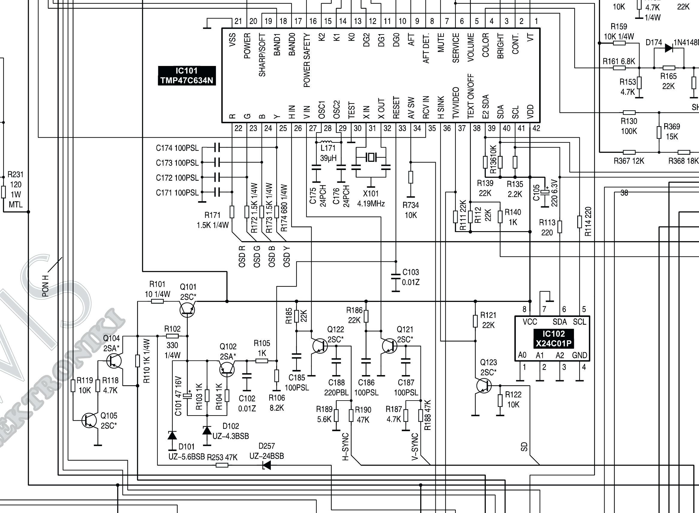 Funai Tv-2000A Mk7 Инструкция По Эксплуатации